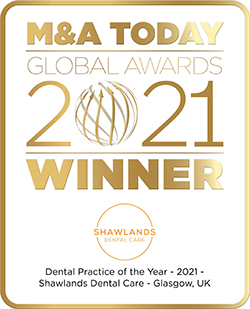 M&A Today Global Adwards 2021 Winner