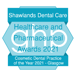 Healthcare & Pharmaceuticals Awards 2021 - Cosmetic Dental Practice of the Year